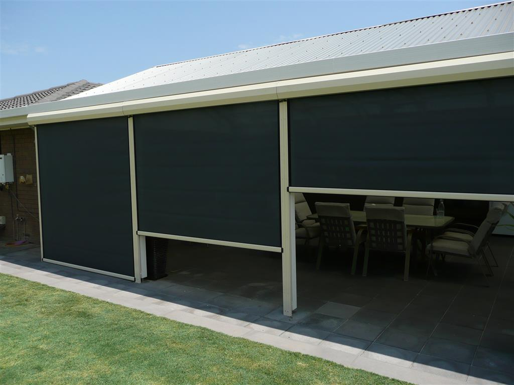 Whitsunday blinds security awnings for Outdoor furniture mackay
